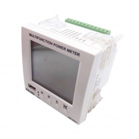 مولتی فانکشن پاور متر با دیتا لاگر ZILUG مدل +ZMP8800