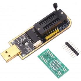 پروگرامر تراشه های Flash و EEPROM مدل CH341A