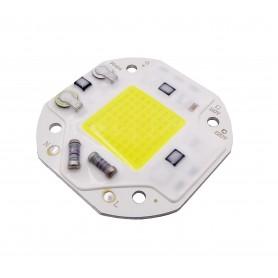 LED COB مهتابی 20W 220V با درایور داخلی سایز 5454 دارای مدار حفاظتی Anti Surge