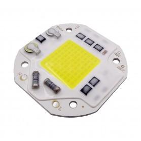 LED COB مهتابی 50W 220V با درایور داخلی سایز 5454 دارای مدار حفاظتی Anti Surge