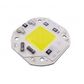 LED COB مهتابی 30W 220V با درایور داخلی سایز 5454 دارای مدار حفاظتی Anti Surge