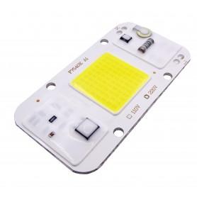 LED COB مهتابی 50W 220V با درایور داخلی سایز 7540 دارای مدار حفاظتی Anti Surge