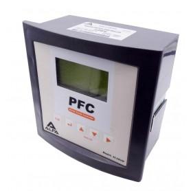 رگولاتور بانک خازنی هوشمند 12 پله ZILOG با نمایشگر LCD مدل AL2020