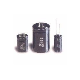 خازن الکترولیتی بدون پلاریته 22uF / 50V