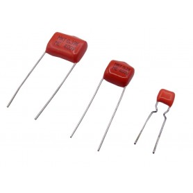 خازن 15nF / 100V MKT