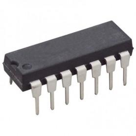 تراشه HCF4502 پکیج DIP