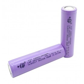 باتری لیتیوم یون 3.7v سایز 18650 2500mAh مارک FST