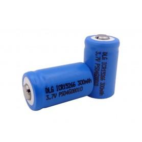 باتری لیتیوم یون 3.7V سایز 15266 300mAh