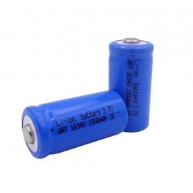 باتری لیتیوم یون 3.7V سایز 16340 1800mAh