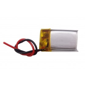 باتری لیتیوم پلیمر 3.7v ظرفیت 50mAh
