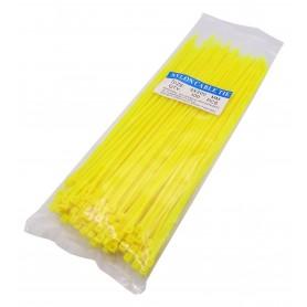 بست کمری زرد 3x200mm بسته100 تایی