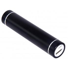 کیس پاوربانک جیبی تک سل  فلزی دارای خروجی 5V 1A