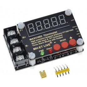 ماژول ترموستات دیجیتال MAX31865