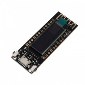 برد توسعه TTGO ESP8266 با نمایشگر 0.91 اینچ OLED