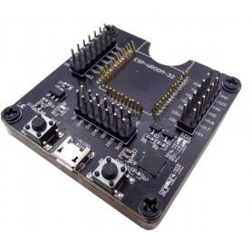 پروگرامر برد ESP-WROOM-32 با مبدل TTL به CP2102 USB
