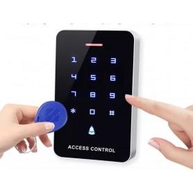 دستگاه کنترل تردد RFID اکسس کنترل 125KHZ لمسی مدل ACM226