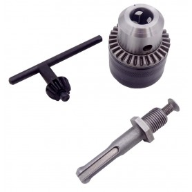 سه نظام دریل آچاری 1.5mm-13mm