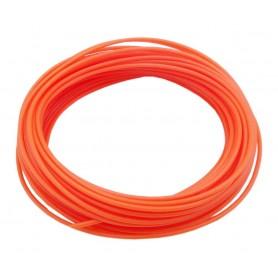 فیلامنت 10متری پرینتر 3 بعدی PLA قطر 1.75mm نارنجی
