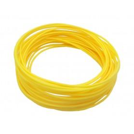 فیلامنت 10متری پرینتر 3 بعدی PLA قطر 1.75mm زرد