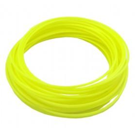 فیلامنت 10متری پرینتر 3 بعدی PLA قطر 1.75mm زرد فسفری