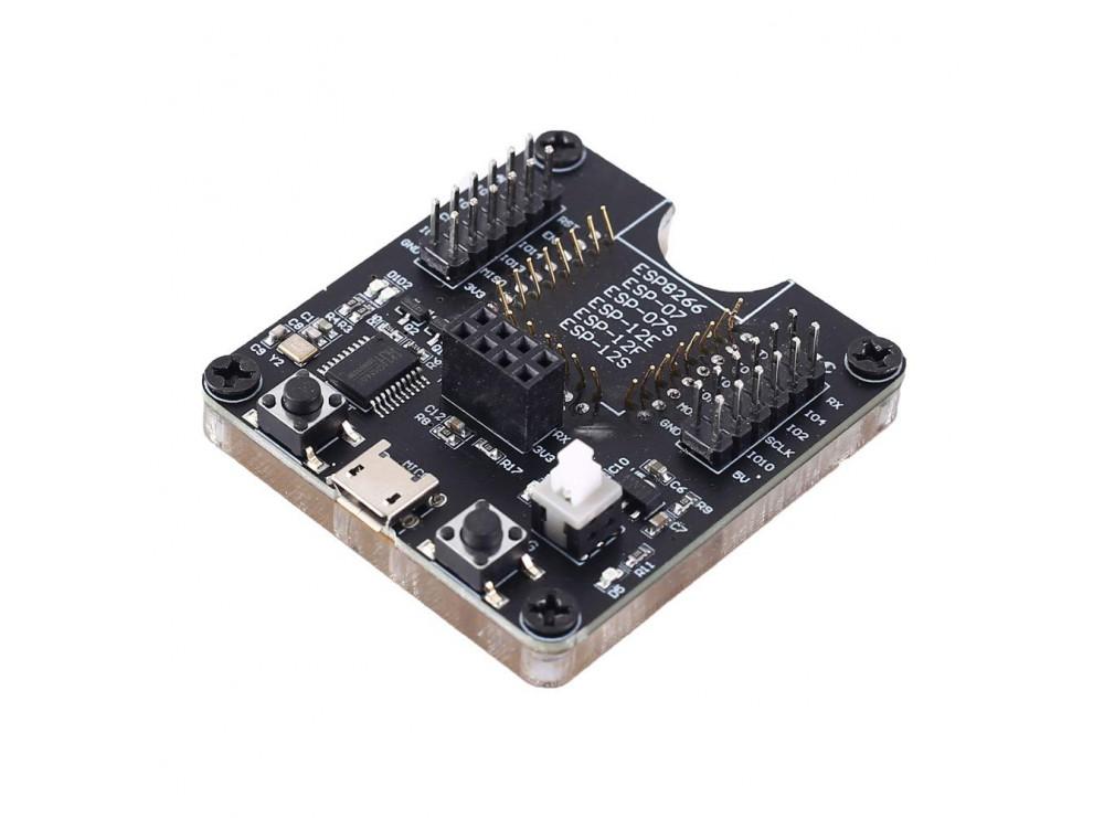 پروگرامر برد ESP8266 با مبدل TTL به CH340T USB