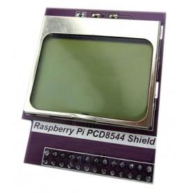 ماژول نمایشگر Nokia 5110 برای برد Raspberry Pi