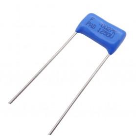 خازن پلی استر  2.7nF / 1250V / 10%