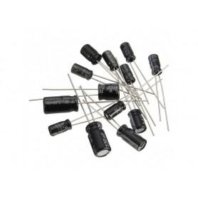 خازن الکترولیتی 10uF / 25V