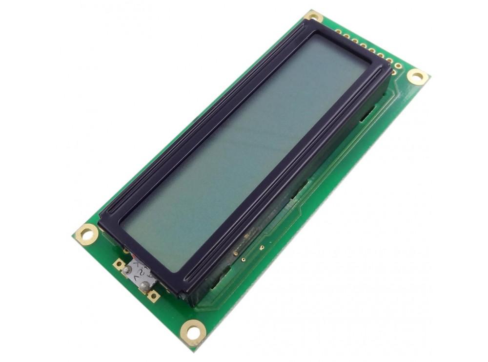 LCD کاراکتری تایوانی 2x16 مارک WINSTAR