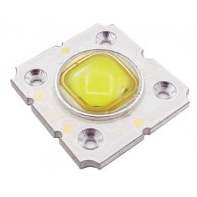 LED COB سفید مهتابی 10W-30V مدل LUSTROUS LHS110NW