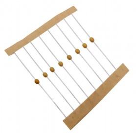 خازن مولتی لایر مقاومتی 100pF