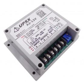 دستگاه برق اضطراری 12 ولت 15 آمپر UPS DC مدل UPSX-A2-AUX