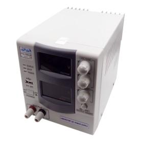 منبع تغذیه دیجیتال 0 تا 15 ولت 5 آمپر آداک ADAK مدل PS-155U2F