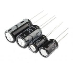 خازن الکترولیتی 220uF / 50V