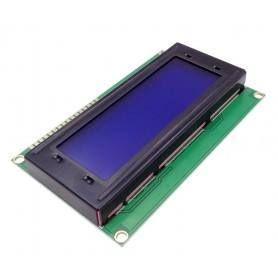 LCD کاراکتری 4x20 بک لایت آبی