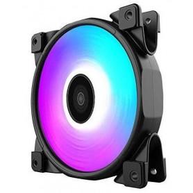 فن کیس LED کنترلی 12V سایز 12X12 مدل Halo مارک PCCOOLER