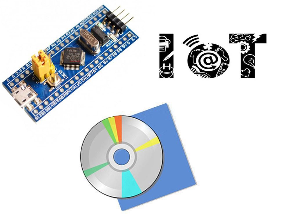 مجموعه آموزشی تخصصی و پیشرفته STM32 ( با محوریت اینترنت اشیا )