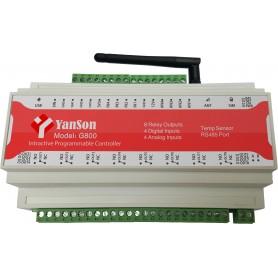 دستگاه کنترل پیامکی G800