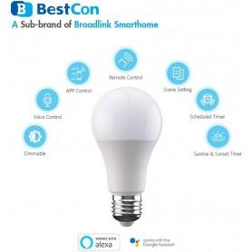 لامپ 220V هوشمند BestCon قابل کنترل از طریق WiFi