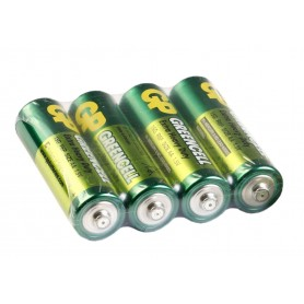 باتری قلمی GreenCell چهار تایی مارک GP