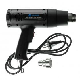 سشوار صنعتی حرارتی دیجیتال SUNSHINE 1800W مدل RS-1800D