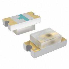 SMD LED زرد پکیج 0805 بسته 50 تایی
