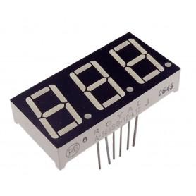 سون سگمنت مالتی پلکس 3 دیجیت 0.56 اینچ سبز آند مشترک کد A-563SG