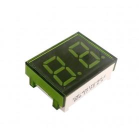 سون سگمنت 2 دیجیت 0.42 اینچ سبز آند مشترک قابدار کد 4201FG