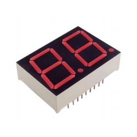سون سگمنت 2 دیجیت 0.56 اینچ قرمز آند مشترک کد TOD-526