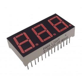 سون سگمنت 3 دیجیت 0.56 اینچ قرمز کاتد مشترک کد 563SR