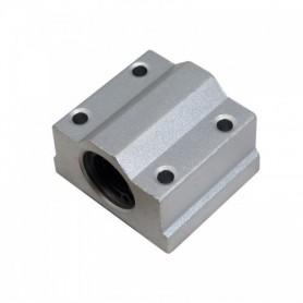 بلبرینگ خطی بلوکی SCS8UU سایز 8mm مناسب پرینترهای سه بعدی
