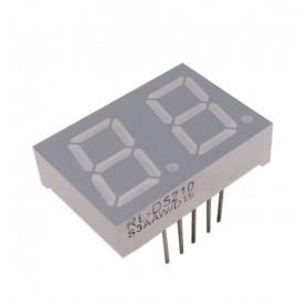 سون سگمنت مالتی پلکس 2 دیجیت 0.52 اینچ قرمز کاتد مشترک کد RL-D5210