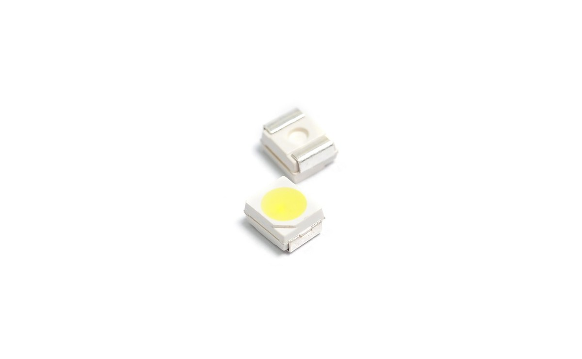 SMD LED سفید آفتابی پکیج 3528 - 1210