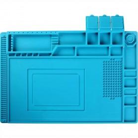 پد سیلیکونی تعمیر موبایل TE-603 سایز 450x300mm